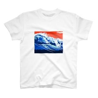 夕波 T-shirts