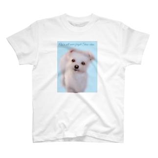笑ちゃんを忘れない T-shirts