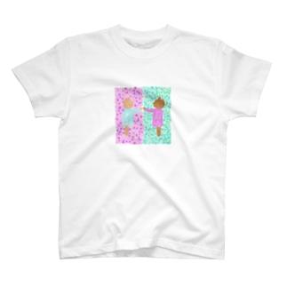 『 自分の意思で 』 T-shirts