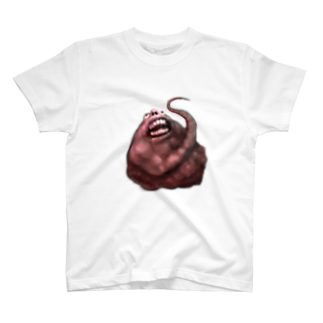 ンホォ・ド・カフェキチの肉塊の嘆き T-shirts