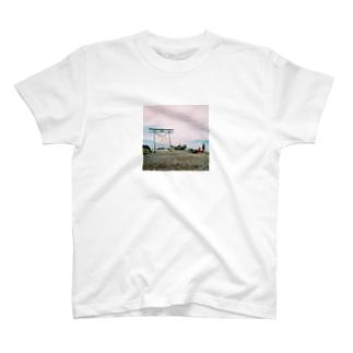 鳥居 T-shirts