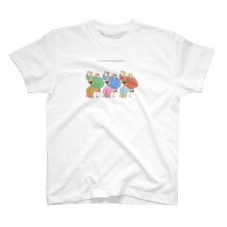 Tsubamesanjokei T-shirts