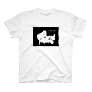 メルカリー図 T-shirts