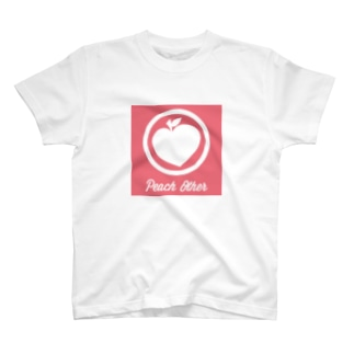 Peach Other Logo T-Shirt