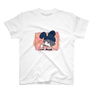 SASAKURE ぽつい  T-shirts