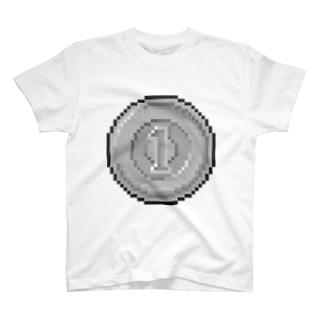 ◆1Yen T-shirts