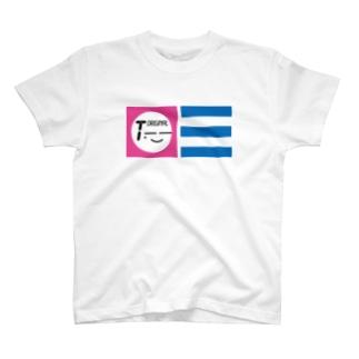 T.LOGOSTYLE-triple T-shirts