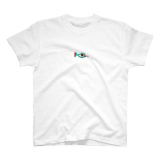SAKANA ロゴなし T-shirts