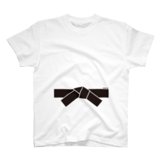 黒帯なりきりT T-shirts
