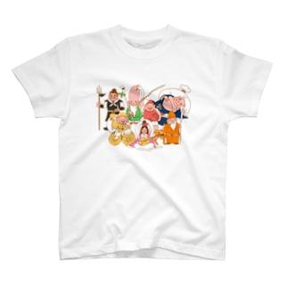 七福神 T-shirts