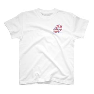\ぴょこっと/ワオキツネザル T-shirts