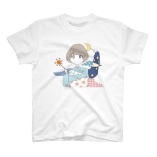 お天気ガール T-shirts