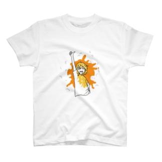 TKGくん T-shirts