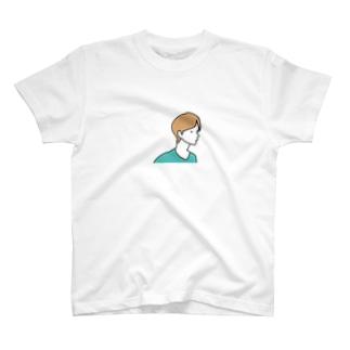 爽やかイケメン T-shirts