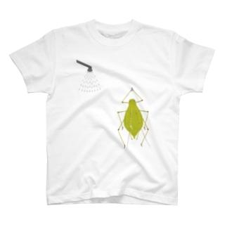 アブラムシのお願い T-shirts