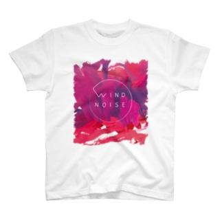 WIND NOISE T-shirts