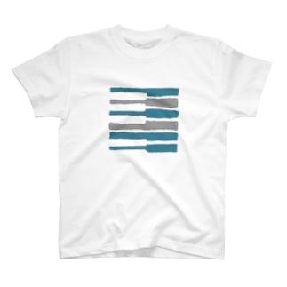 ピアノストリート T-shirts