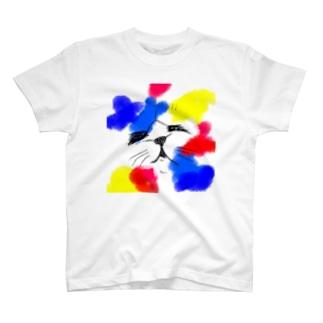 ぬこラボラス T-shirts