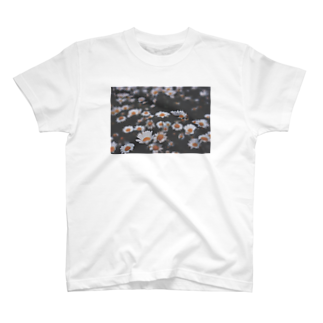 flwithearsの春夜花 T-shirts