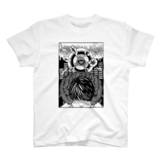 耳栓 T-shirts