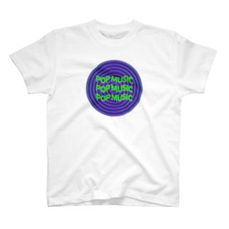 POP MUSIC T-shirts