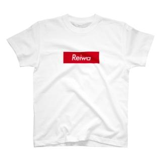 Reiwa・令和・れいわ T-shirts