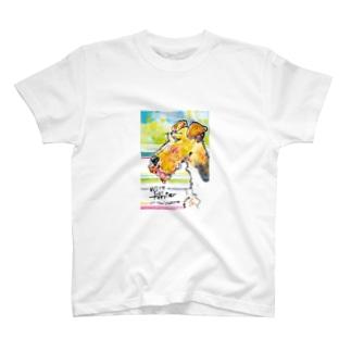 ワイヤーフォックステリア T-shirts
