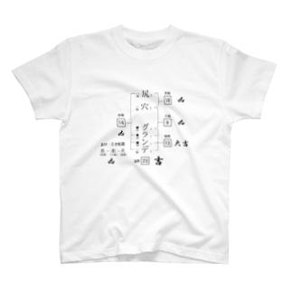 尻の占い T-shirts