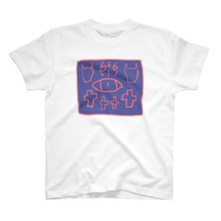 サタン様T T-shirts
