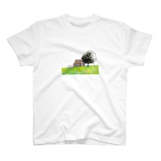 一軒家 T-shirts