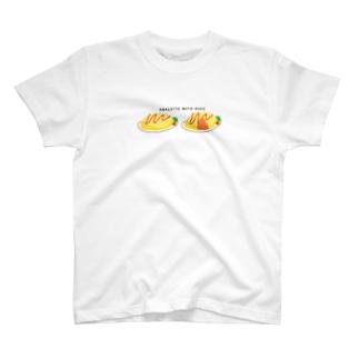 ウィズライス T-shirts