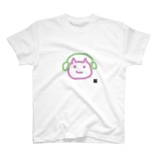 きくねこ T-shirts