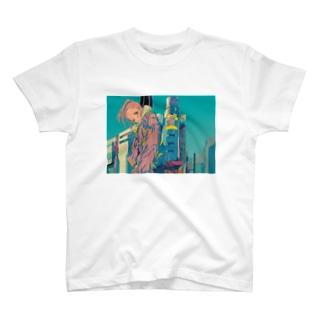 SHIBUYA T-shirts