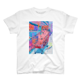 GO GO SHOPPING T-shirts