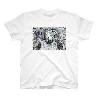 楽園 T-shirts