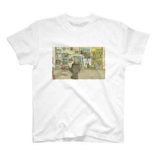 ロボットバーガー T-shirts