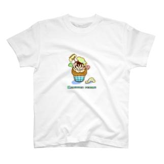 カンブリア紀カップケーキ T-shirts