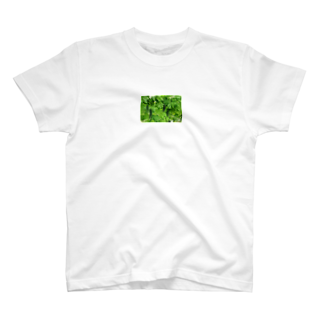 hrkのゴーヤー T-shirts