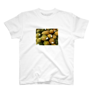 でいファームのパパイヤ T-shirts