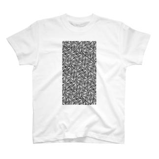 Numeric Conversion Pattern #hex T-shirts