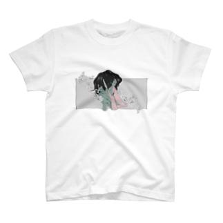 sakura. T-shirts