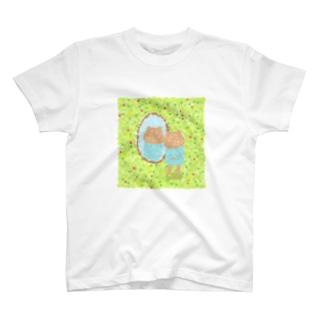 『1番いっしょにいる人』 T-shirts