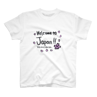 Welcome to Japan!! T-shirts