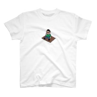 船着発男 T-shirts
