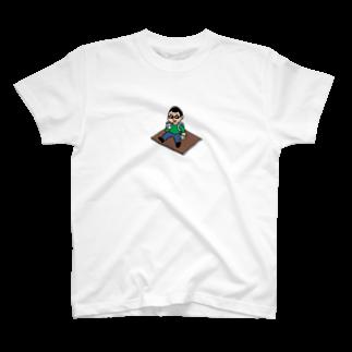 小出詩織@伊豆諸島へ行こうの船着発男 T-shirts