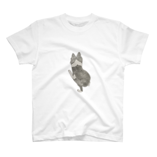 aibouのI♥︎BORDER COLLIE play bow series T-shirts