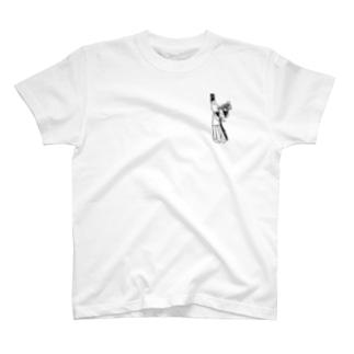 アルフレッド博士 T-shirts