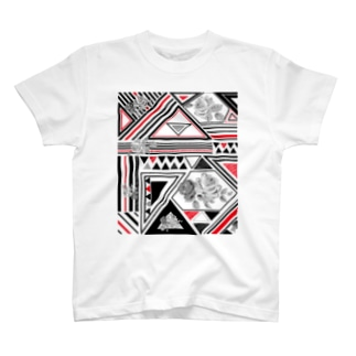 nagsatのbara-metrick T-shirts