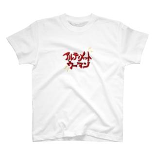 アルティメット ウーマン T-shirts