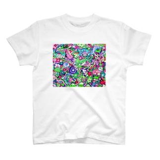 HARU T-shirts